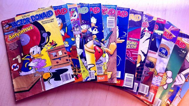 Kaczor Donald komiksy w bardzo dobrym stanie