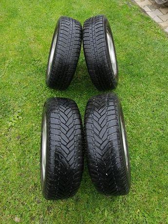 Dunlop Sp Winter / Michelin Opony 185/65R 15 T + Felgi