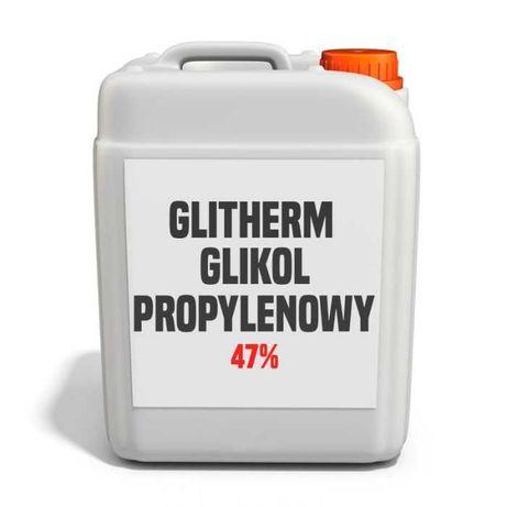 Glikol propylenowy 47 % (Glitherm - 30 °C) – 20 – 1000 litrów – Kurier