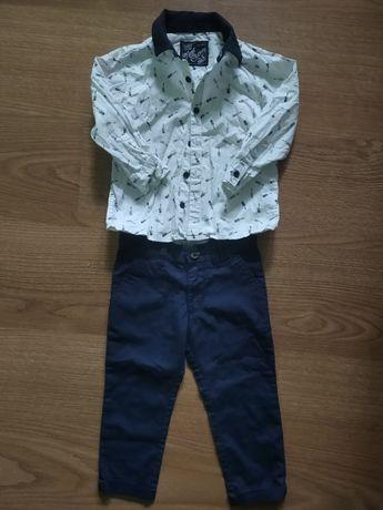 Нарядный костюм брюки рубашка 1.5-2.5 года праздник