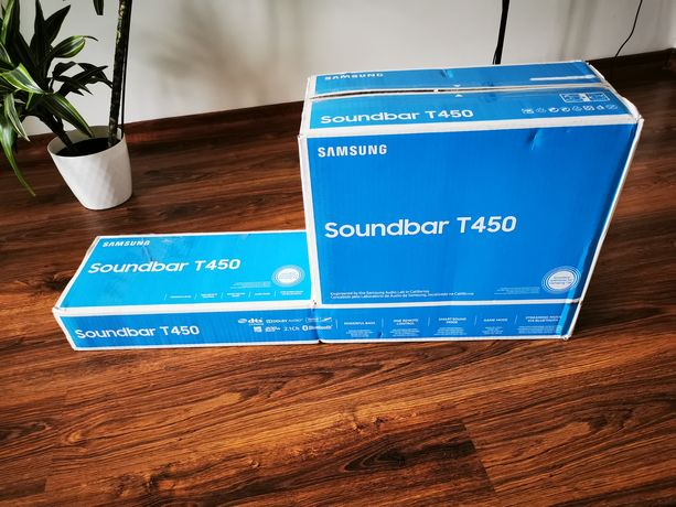 Soundbar samsung T450 (nowy)