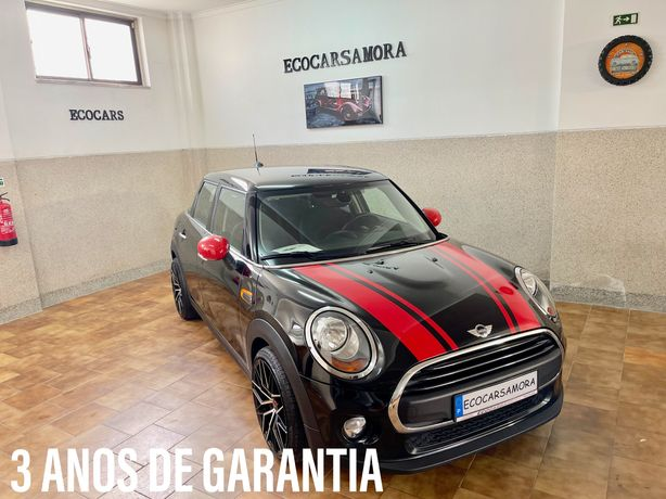 MINI ONE D RED LINE EDITION 2018