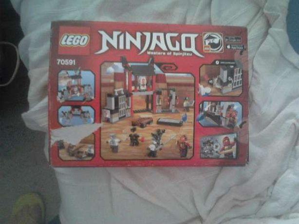 Peças Lego Ninjago/Jogo Bingo