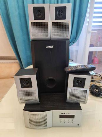 Продам аккустику для домашнего кинотеатра BBK FSA-7800