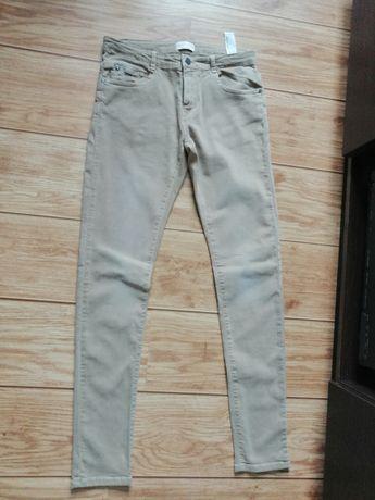 Spodnie jeansowe chłopięce Zara 164