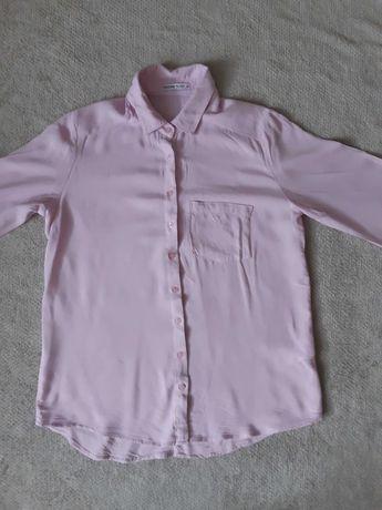 Nowa koszula różowa Cropp