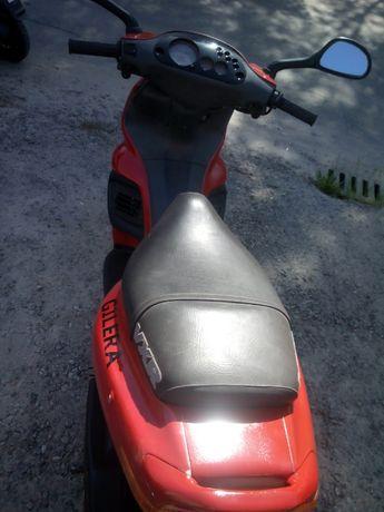 Двухместный скутер Гилера ранер на ББ 4 такта 200 сс с документами