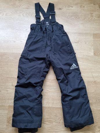 Зимние штаны Adidas,116 рост