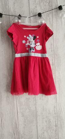 Trzy sukienka dla księżniczki r 110