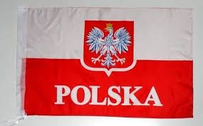 Flagi Flaga Biało-Czerwona 91cm x 62cm dla Kibica Polski OKAZJA !
