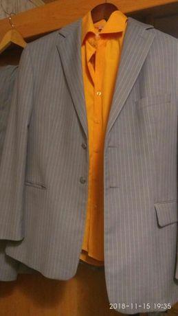 Garnitur Sunset Suit szary