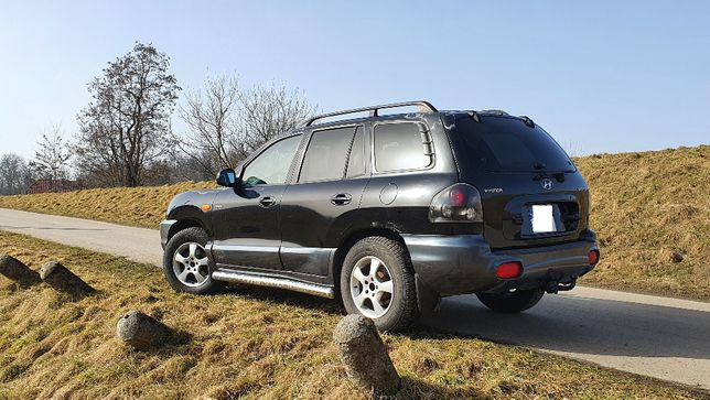 Hyundai Santa Fe Diesel 2003 SUV
