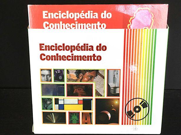 Colecção Enciclopédia do Conhecimento (12 CD-Rom)