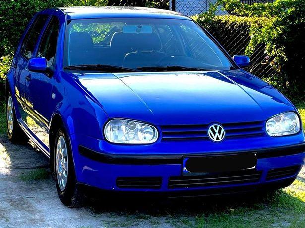 VW Golf IV Gaz sekwencja zadbany