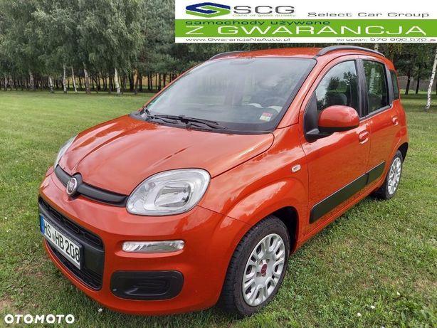Fiat Panda 1.2 klimatyzacja super opcja z Niemiec