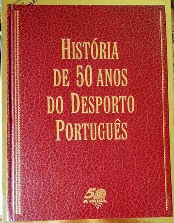 História de 50 anos do Desporto Português