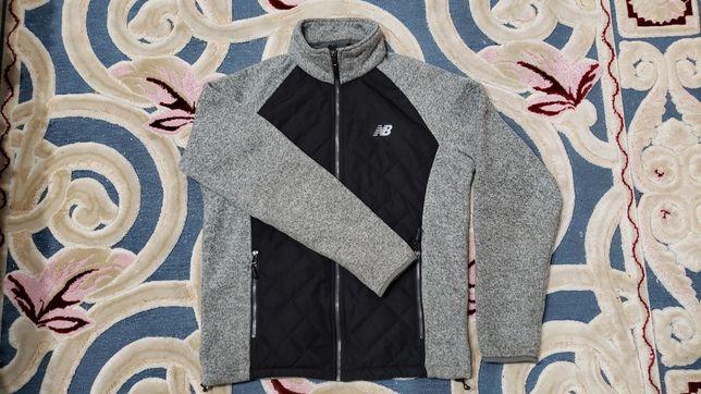 Флиска New Balance Diamond-Quilted кофта свитер флис adidas