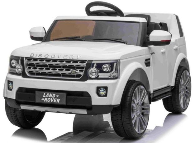 Pojazd Land Rover Discovery Czarny