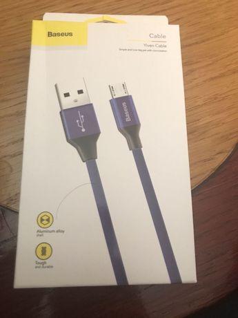 Продається Новий кабель Baseus