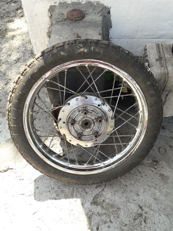 Продам колесо на мотоцыкл в Отличном состоянии! Возможен Обмен!
