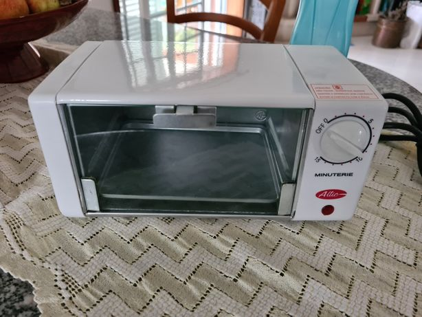 Mini forno eléctrico