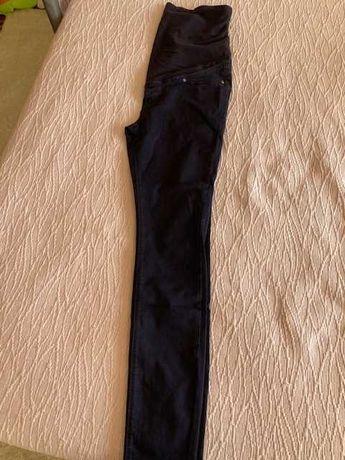calça de mamã elástica