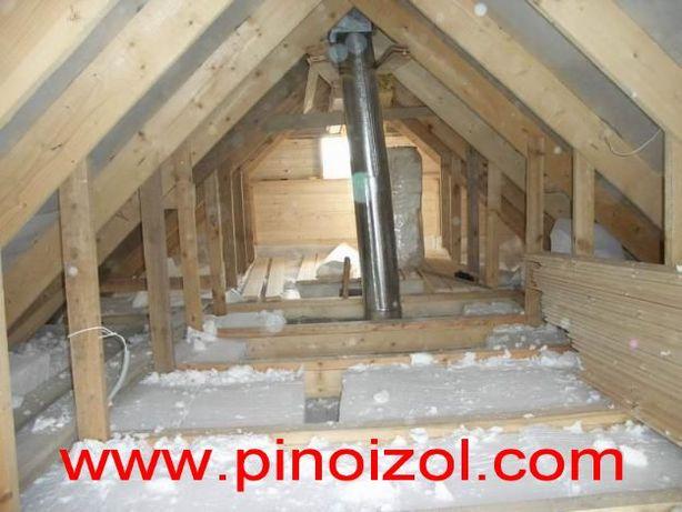 НАНО утеплитель пеноизолен для стен, потолок, пенопласт, минвата, эко