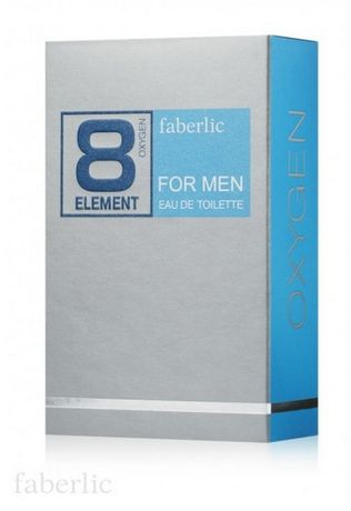 "Туалетная вода Faberlic ""8 ELEMENT"". 100мл."