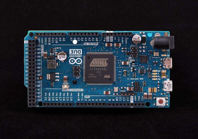 Arduino Due (Atmel SAM3X8E ARM Cortex-M3)