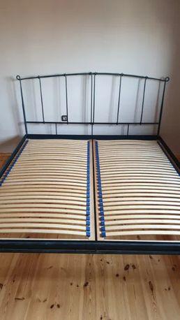 Łóżko, łoże industrialne, loft - metalowe