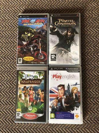Jogos PSP Variados