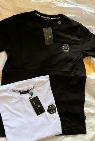 Tshirt koszulka męska Philipp Plein premium s m l xl xxl