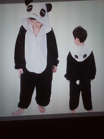 Тёплая пижама  кигуруми рост 130-140 см