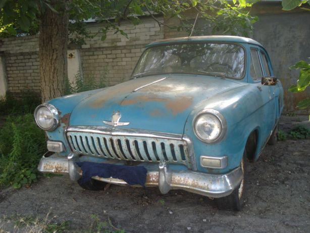 Продам ГАЗ 21 2 серии в родной краске