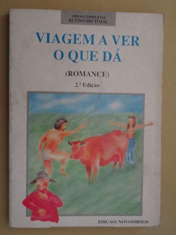 Altino do Tojal - Vários Livros