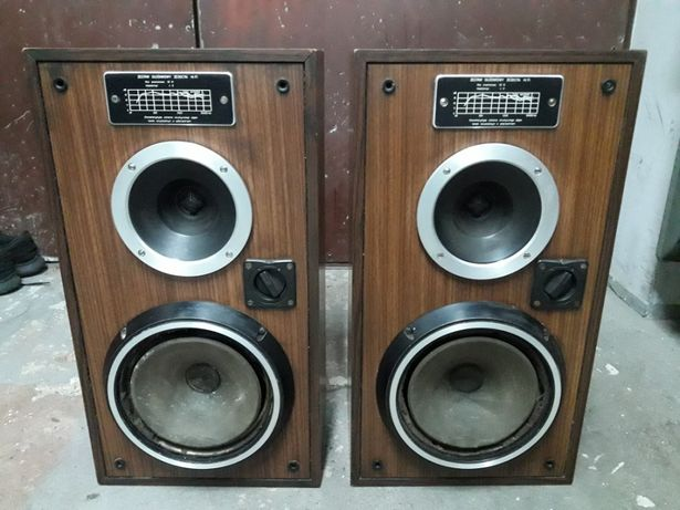 Kolumny głośniki Unitra zg30c114 na części