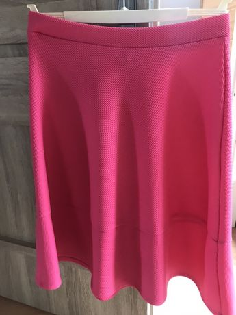 Spodniczka H&M różowa