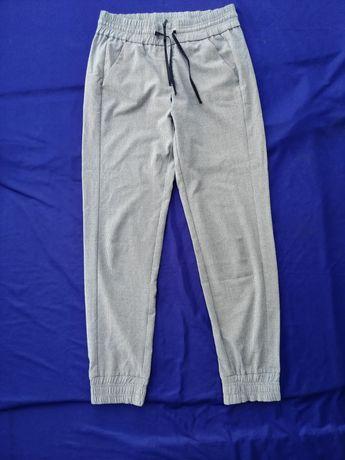 Spodnie ZARA cygaretki roz. S/M