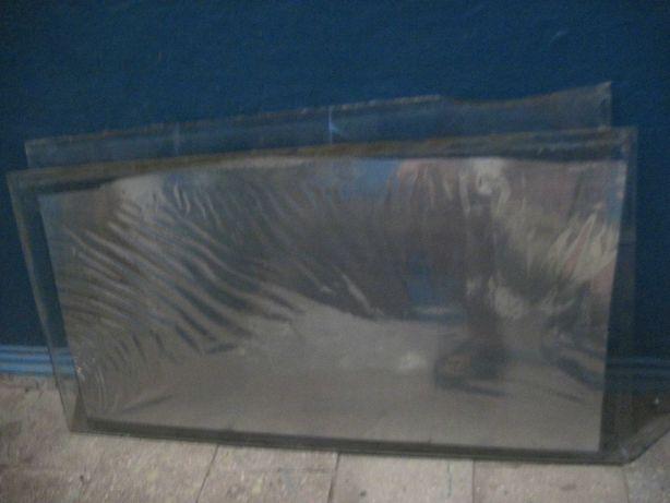 Стекло для аквариума 6 мм, 91 х 46 см и 84 х 50 см
