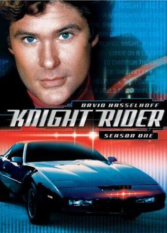 O Justiceiro - Knight Rider (1982 a 1986) - Serie Completa