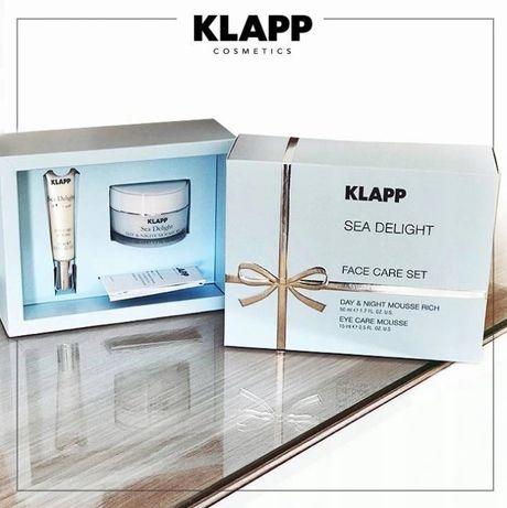 Zestaw KLAPP Sea Delight Day&Night Mousse Rich EXP VII 2023