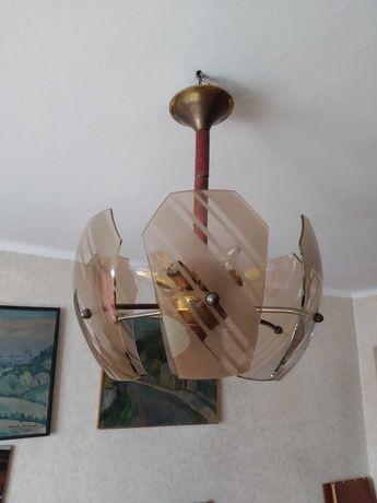 Lampa wisząca 6-cio żaròwkowa
