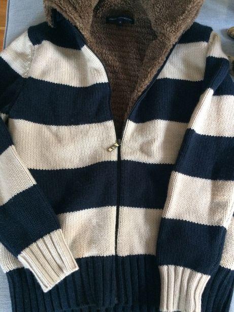 kurtko- sweter męski
