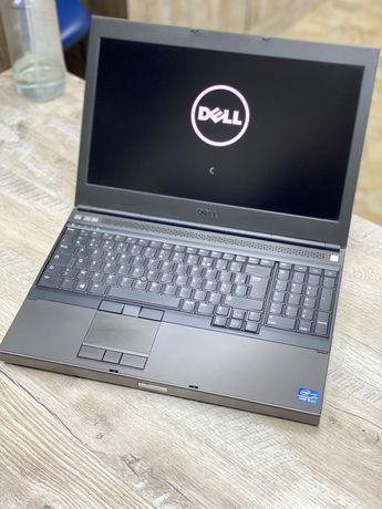 Продам ноутбук Dell M4700 i5/RAM8Gb/SSD120/HDD500Gb