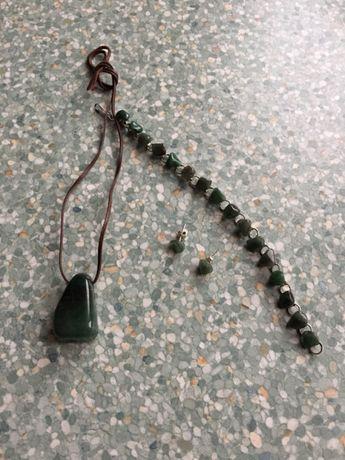 Biżuteria - kamień naturalny .