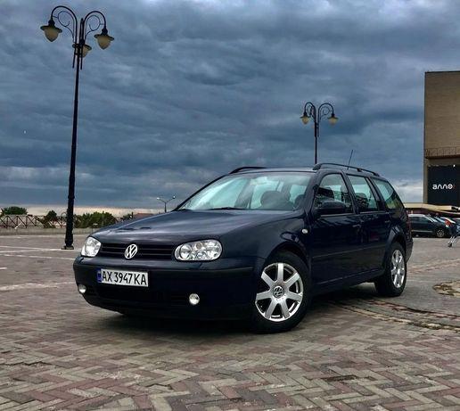 Volkswagen Golf 4 -1.6 Газ/бензин, автомат
