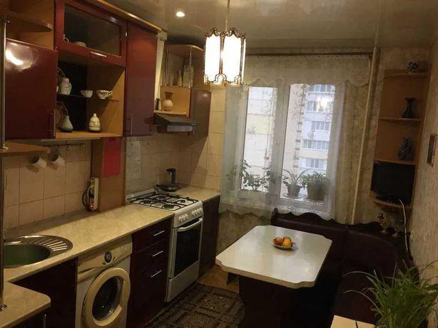 3-кімнатна квартира на САДАХ-2 (б-р Побєдоносцева Ю.)