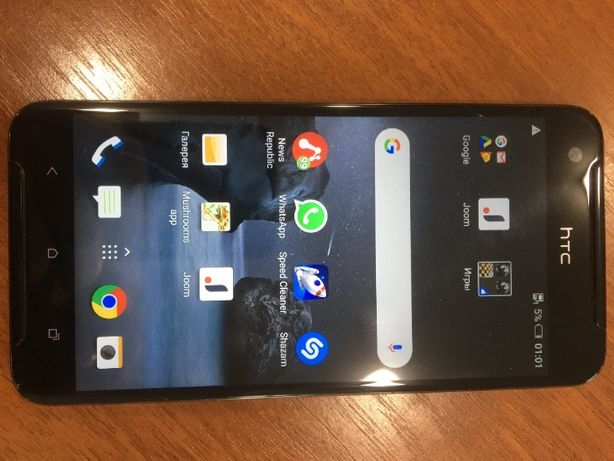 Продам смартфон HTC One X9 Dual Sim Carbon Gray