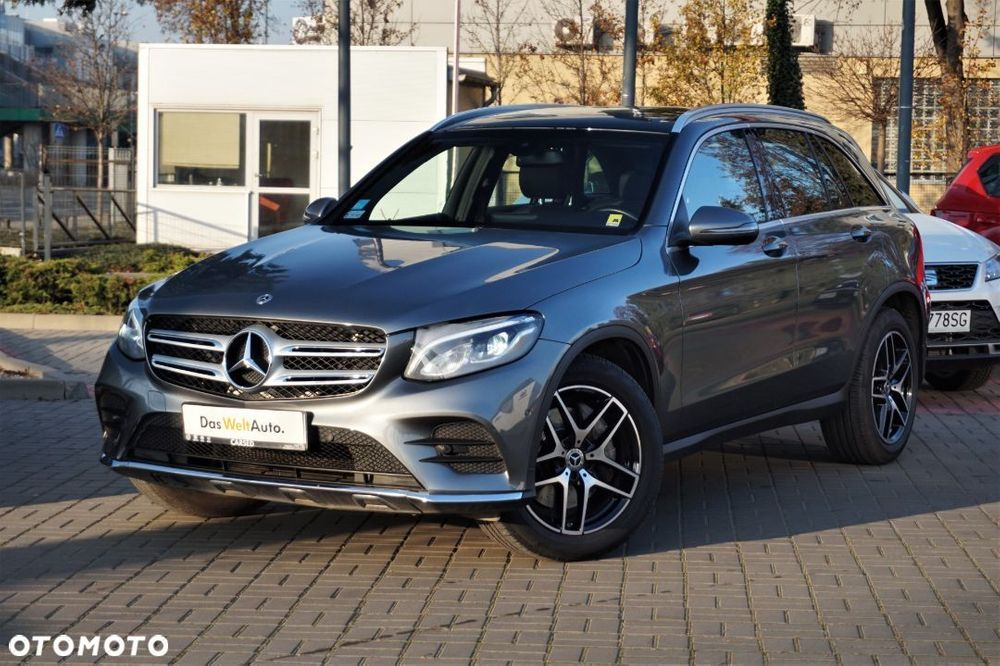 Mercedes-Benz Glc 4matic, 2.2cdi, 170km, Salonpl, 18/19, Pakiet Макеевка - изображение 1