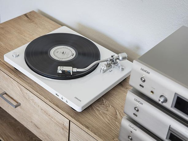 Gramofony DENON DP-400 / DP-450 USB - dwa kolory - WROCŁAW